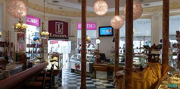 Lepanto Larios Coffee House