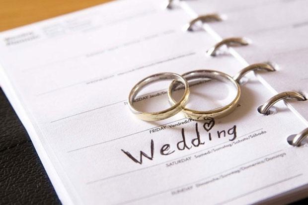Cuándo empezar a buscar dónde celebrar tu boda