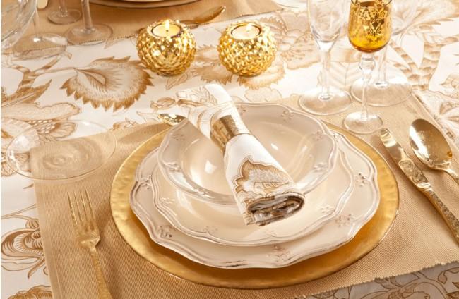 10 ideas para una mesa de Navidad ideal