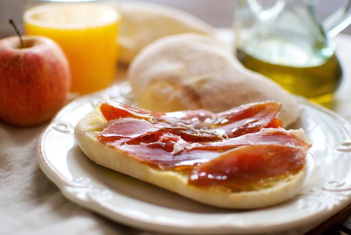 El desayuno mediterráneo, deliciosamente saludable