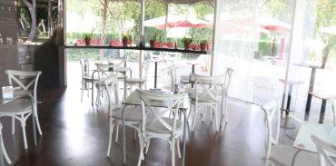 Lepanto Café Málaga Limonar Colegio de Arquitectos