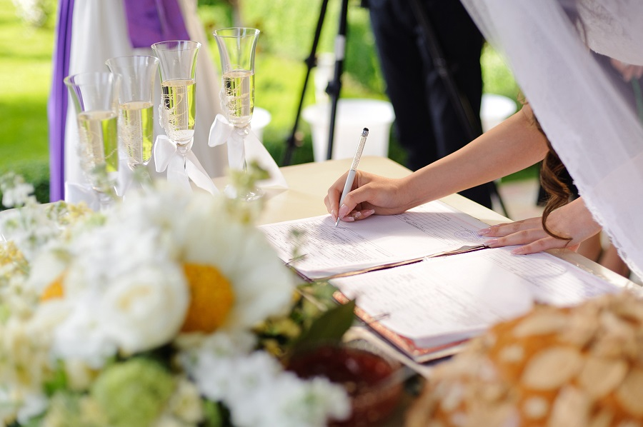 Qué tener en cuenta a la hora de elegir lugar para celebrar una boda