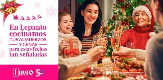 Catering Navidad